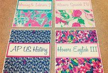 decoración para cuadernos