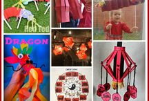 Childrens' Chinese Crafts / by FCAMidwest Adoptive Families