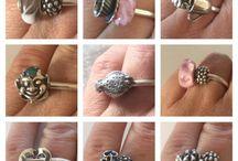 Trollbeads Ringe