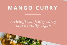 Vegan curry recipes / Vegan curry recipes