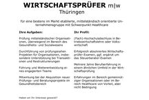 Wirtschaftsprüfer (m/w) / Mandate in der Wirtschaftsprüfung  mehr unter www.kanzlei-job.de