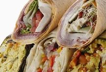 sandwiches, wraps, spirals / by Suzi Beeman