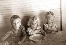 HUNGRY LITTLE CHILDREN IN  AMERICA....