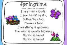 Preschool- Spring / by Lupe