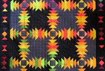 Pineapple Block Quilts & Tutorials