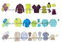 Clothes color combos