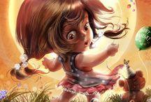 Красивые иллюстрации