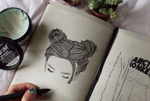 nápady na kreslenie