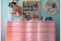 Ideas: Dream craft room