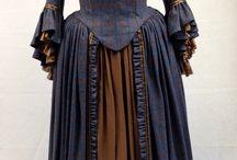 Outlander-dresses