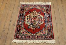 Collectors Rugs / Antique/Semi-Antique hand-knotted rugs of a collector's quality.