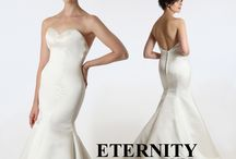 Eternity Bride / Eternity Bride create dresses for that dream look on your special wedding day. Using traditional styling with the latest in-trend looks, Eternity Bride gowns have a chic sense of romance. Whatever style of wedding dress you require and whatever your income bracket, you are sure to find a wedding dress to fulfill your dreams from the Eternity Bride collection.