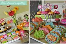 caits tea party ideas
