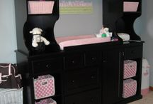 Baby Girl nursery items / by Michelle Aimee