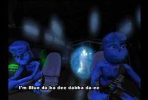 theme - blue