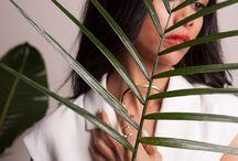 ARO// L O O K B O O K / ARO SS14 Lookbook Photography: Matt Fricovsky Model: Laura L'Official  Makeup: Tabby Beniquez