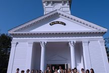 Going to the Chapel / Events at the Martha Mary Chapel in Sudbury, MA