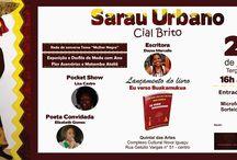 Sarau Urbano Cial Brito - Mulher Negra