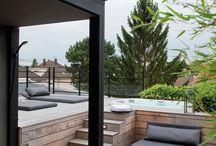 Penthouse + Dachterrasse