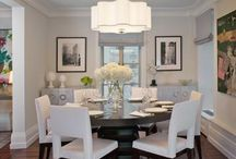 // decor - dining room //