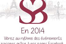 HaPpY NeW yEaR / The team at L'Hôtel Sainte Beuve wishes you a fascinating New Year!