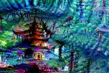 Artificial Intelligence / Arts made by neural networks