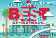 San Diego's Best Union Tribune Readers Poll 2017