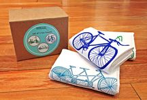 Bicycles / If there is one thing Denverites enjoy it's biking. Here are some cool products that take inspiration from our favorite past time.