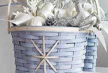 LONGABERGER  baskets / by Jo Ross