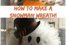 Idées de Couronnes de Noël