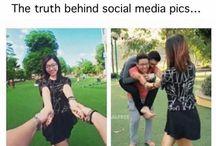 funny social media
