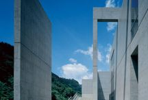 tadao ando / by Irene Cl