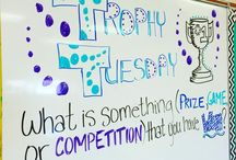 Tuesday Whiteboard Message
