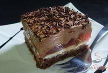 Csokis-meggyes