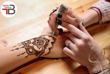 Mehendi Designs / Discover exotic mehendi designs to adorn your hands with.
