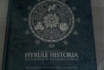 encyclopédie The Legend of Zelda Hyrule Historia