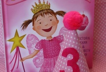 "this is my Maddie ""pinkalicious"" / by Jill Rubio"