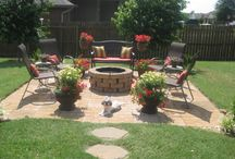 outdoor ideas / by Lisa Swanson