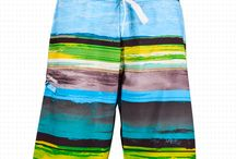 Medoks // Boardshort design / Various boardshort designs made by Medoks