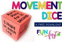 kinder movement