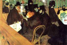 Henri De Toulouse-Lautrec / Pittura Postimpressionista
