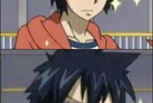 funny anime and manga