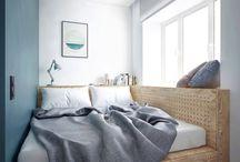 Vysněné bydlení / Nápady do bytu, dekorace, nábytek, uspořádání