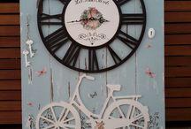 bicicleta en láser