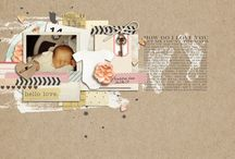 layouts / by Vanessa Evans