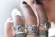 Thumb rings I love