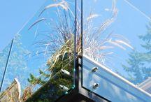Balconies Glass Railing