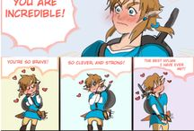 The legend of Zelda Sidon