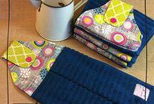 HoneyKu Creations Towels