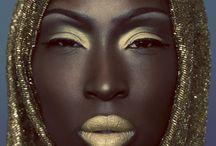 Put Your Best Face Foward / Beautiful full face looks